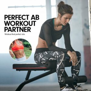 ADIDAS ADJUSTABLE ABS BENCH PRESS EXERCISE INCLINE DECLINE 4