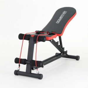ADJUSTABLE SIT-UP GYM UTILITY BENCH