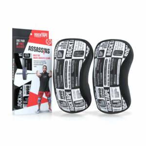RockTape Assassins Knee Sleeve - Manifesto