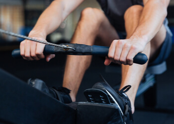 terms how to use rowing machine